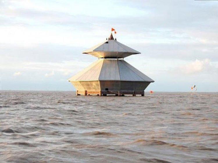भारत का एक ऐसा रहस्यमयी मंदिर जो कभी दिखता है तो कभी अपने आप गायब हो जाता है